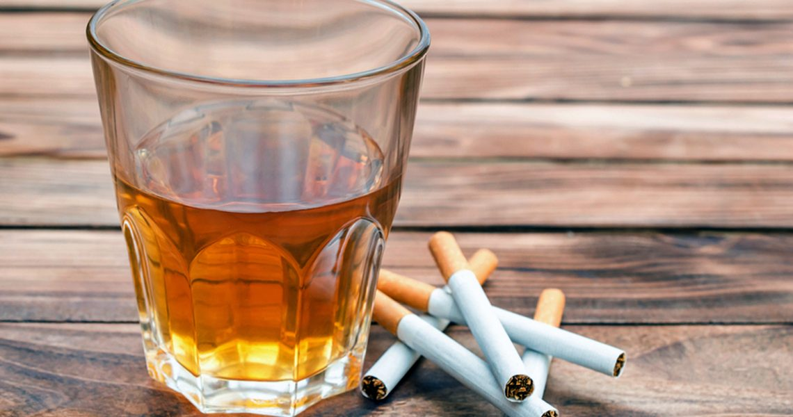 Alcohol, Tobacco and Drug Consumption Rise Over Last Five Years