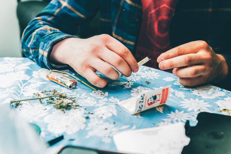 Smoking marijuana may increase risk of infection and serious complications from coronavirus