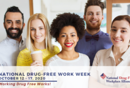 Training Supports a Drug-Free Workplace!